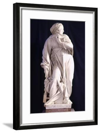 The Announcement-Francesco Mochi-Framed Giclee Print