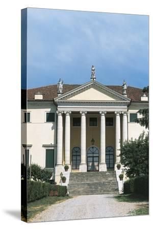 Villa Da Porto, known as La Favorita--Stretched Canvas Print