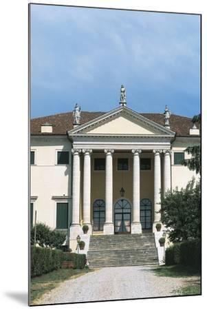 Villa Da Porto, known as La Favorita--Mounted Giclee Print