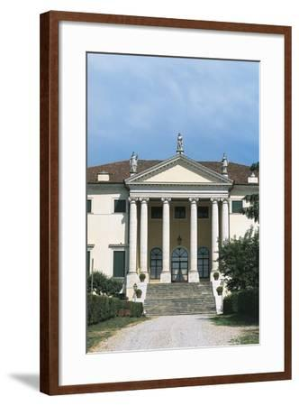 Villa Da Porto, known as La Favorita--Framed Giclee Print