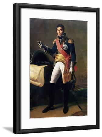 Portrait of Andrea Massena--Framed Giclee Print