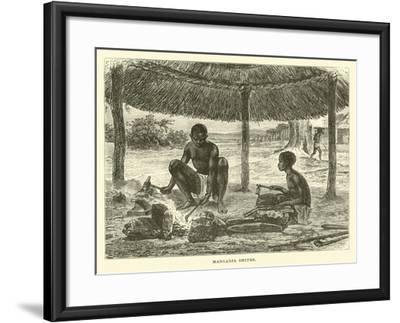 Manganja Smiths--Framed Giclee Print