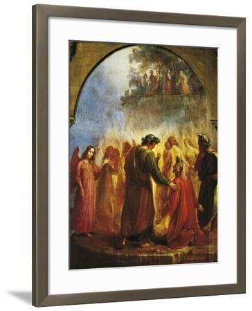 Dante Alighieri--Framed Giclee Print
