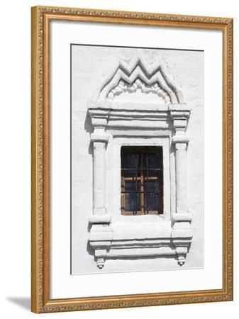 Window, Goritsky Monastery--Framed Giclee Print
