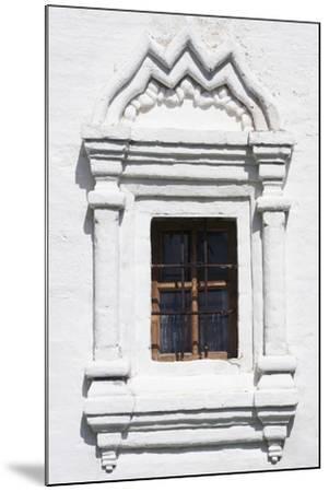 Window, Goritsky Monastery--Mounted Giclee Print