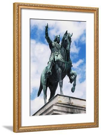 Monument to Maximilian of Bavaria--Framed Giclee Print