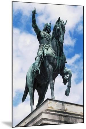Monument to Maximilian of Bavaria--Mounted Giclee Print