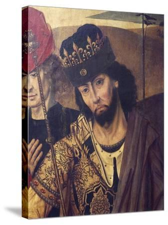 Robert of Anjou--Stretched Canvas Print