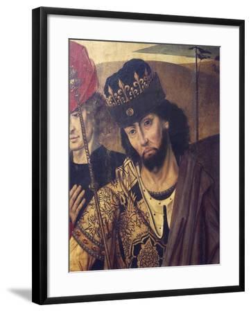 Robert of Anjou--Framed Giclee Print