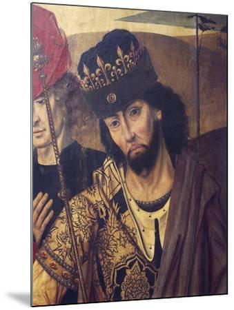 Robert of Anjou--Mounted Giclee Print