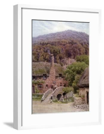 Allerford, Somerset-Alfred Robert Quinton-Framed Giclee Print