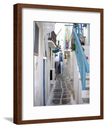 Mykonos, Greece, 2007--Framed Photographic Print