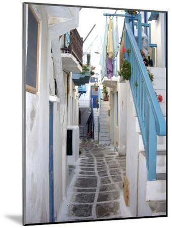 Mykonos, Greece, 2007--Mounted Photographic Print
