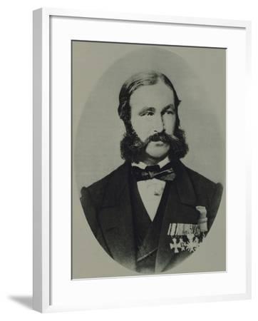 Heinrich Barth--Framed Giclee Print