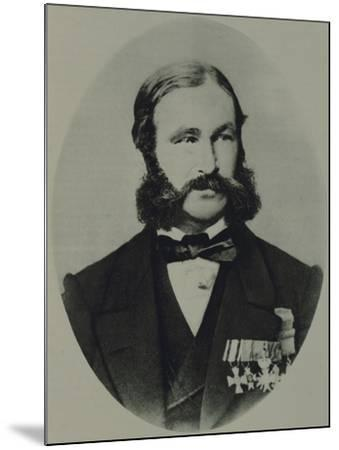 Heinrich Barth--Mounted Giclee Print
