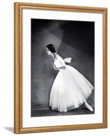 Ballerina--Framed Photographic Print