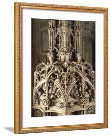 Austria, Vienna, Saint Stephen's Catherdal--Framed Giclee Print