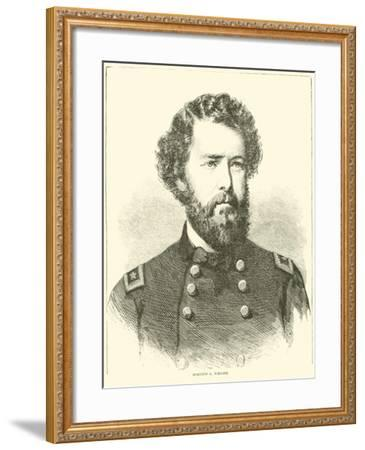 Horatio G Wright, May 1864--Framed Giclee Print