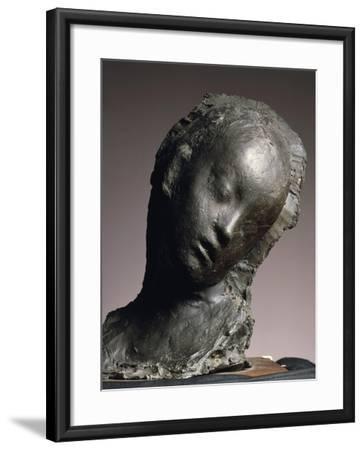 Sick Child-Medardo Rosso-Framed Giclee Print