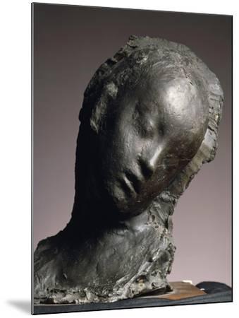 Sick Child-Medardo Rosso-Mounted Giclee Print