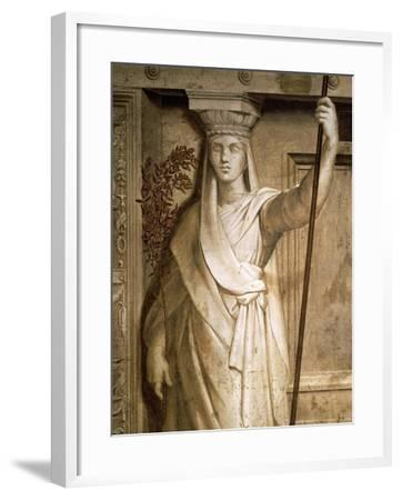Allegory of Peace--Framed Giclee Print