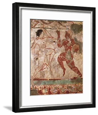 Italy, Latium Region, Tarquinia--Framed Giclee Print
