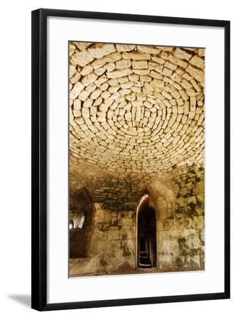 View of the Interior--Framed Photographic Print