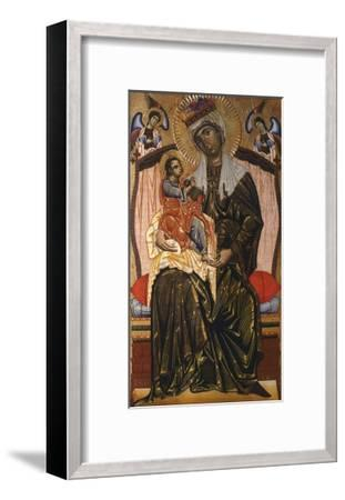 Madonna and Child-Coppo di Marcovaldo-Framed Giclee Print
