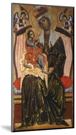 Madonna and Child-Coppo di Marcovaldo-Mounted Giclee Print