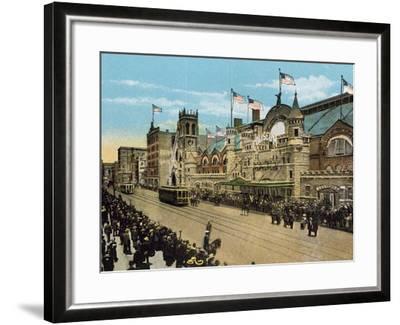 Coliseum--Framed Photographic Print