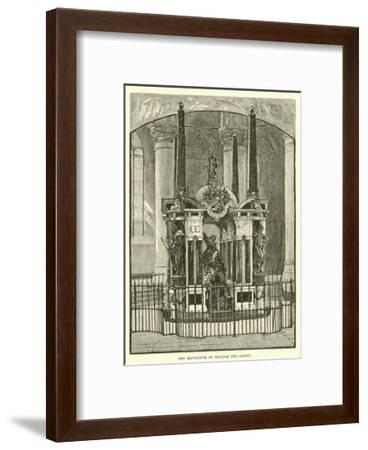 The Mausoleum of William the Silent--Framed Giclee Print