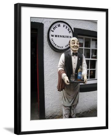 Whisky Shop, Inverary, Scotland, 2012--Framed Photographic Print