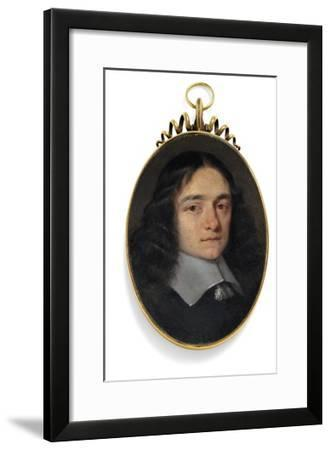 A Gentleman Formerly Called John Milton-William Dobson-Framed Giclee Print