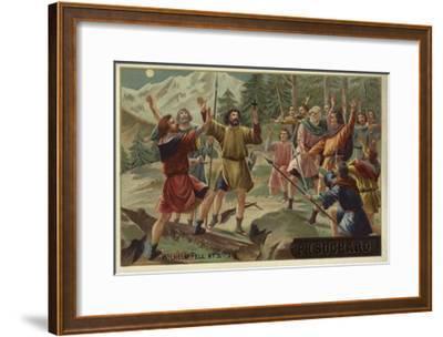 Scene from William Tell--Framed Giclee Print