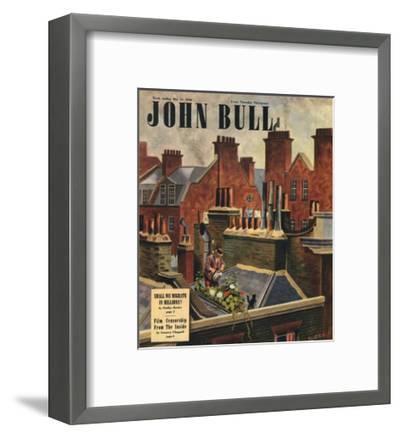Front Cover of 'John Bull', May 1948--Framed Giclee Print