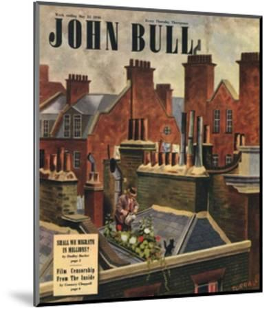 Front Cover of 'John Bull', May 1948--Mounted Giclee Print
