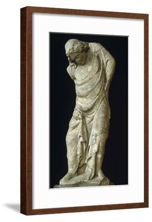 Caryatid as Virtue-Tino di Camaino-Framed Giclee Print