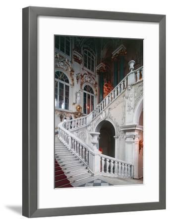 View of Ambassadors' Staircase--Framed Giclee Print