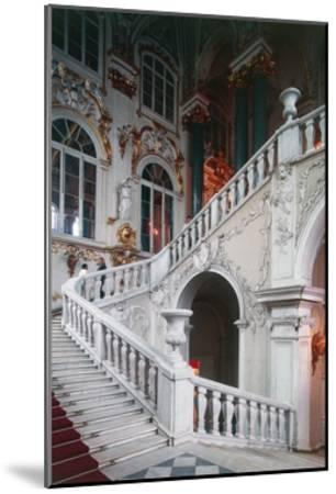 View of Ambassadors' Staircase--Mounted Giclee Print
