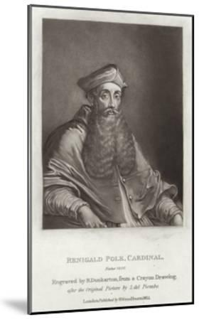 Renigald Pole-Sebastiano del Piombo-Mounted Giclee Print