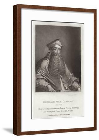 Renigald Pole-Sebastiano del Piombo-Framed Giclee Print
