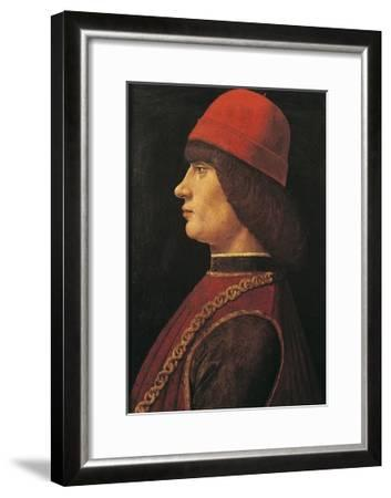 Portrait of Pico Della Mirandola--Framed Giclee Print