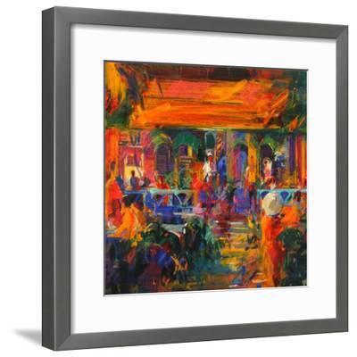 Hemingway Summer-Peter Graham-Framed Giclee Print