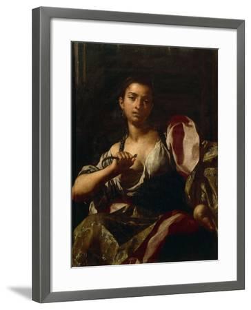 Cleopatra-Giuseppe Bonito-Framed Giclee Print