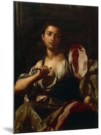 Cleopatra-Giuseppe Bonito-Mounted Giclee Print