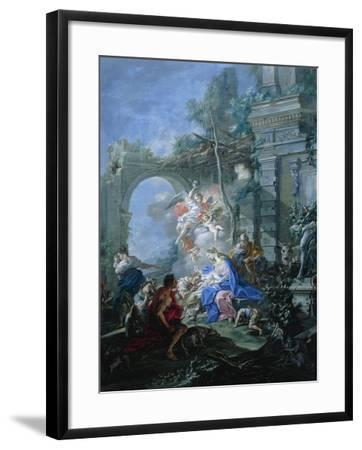 Nativity, 1764-Filippo Falciatore-Framed Giclee Print