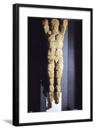 Atlas--Framed Photographic Print