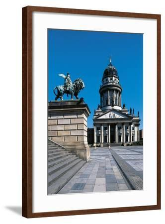 French Cathedral--Framed Giclee Print