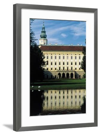 Archbishop's Palace--Framed Giclee Print