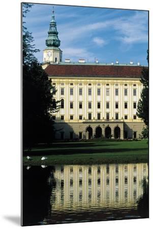 Archbishop's Palace--Mounted Giclee Print